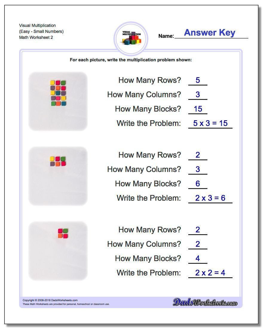 Multiplication Partial Product Worksheet