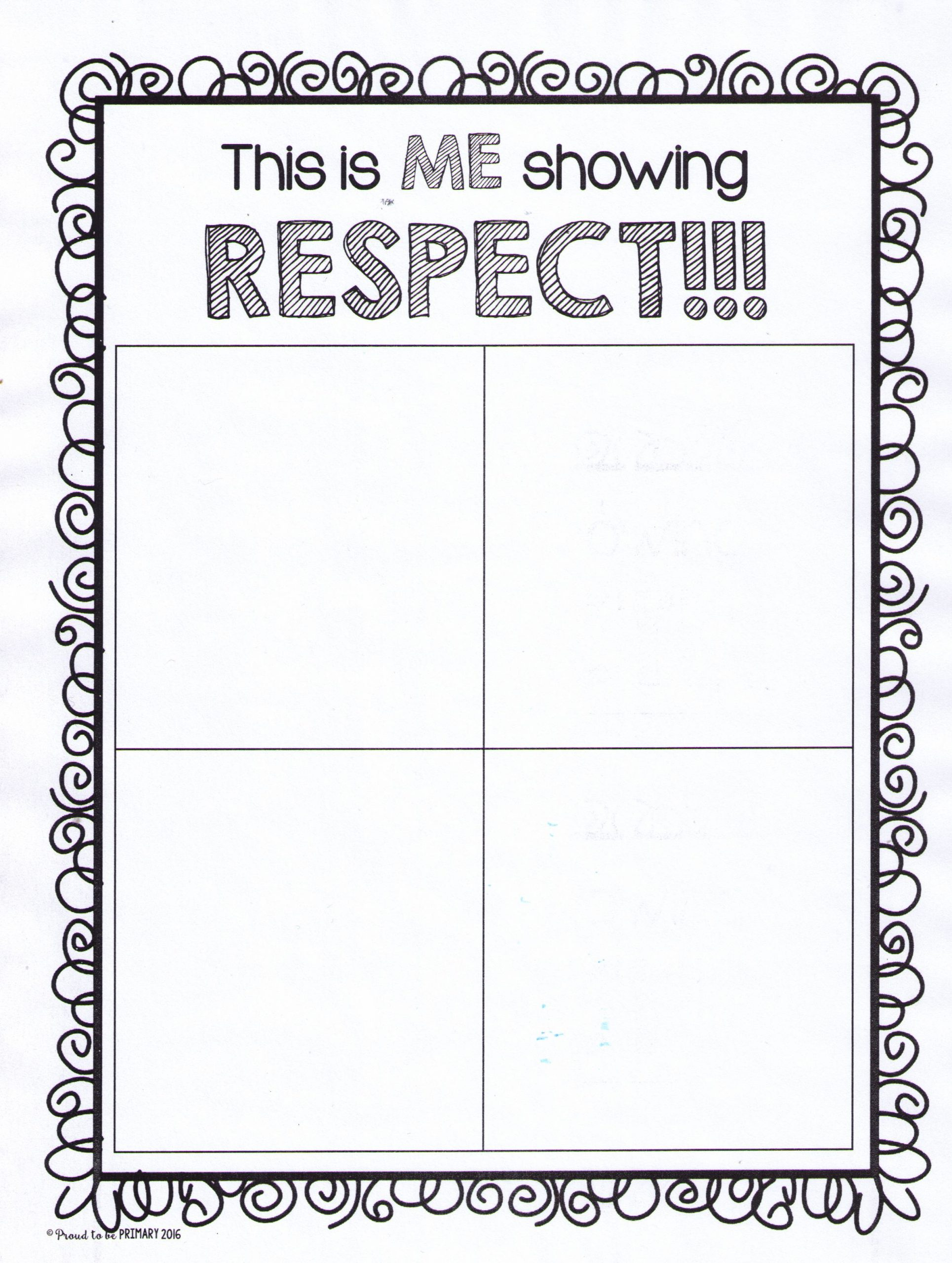 Empathy Worksheets for Elementary Students