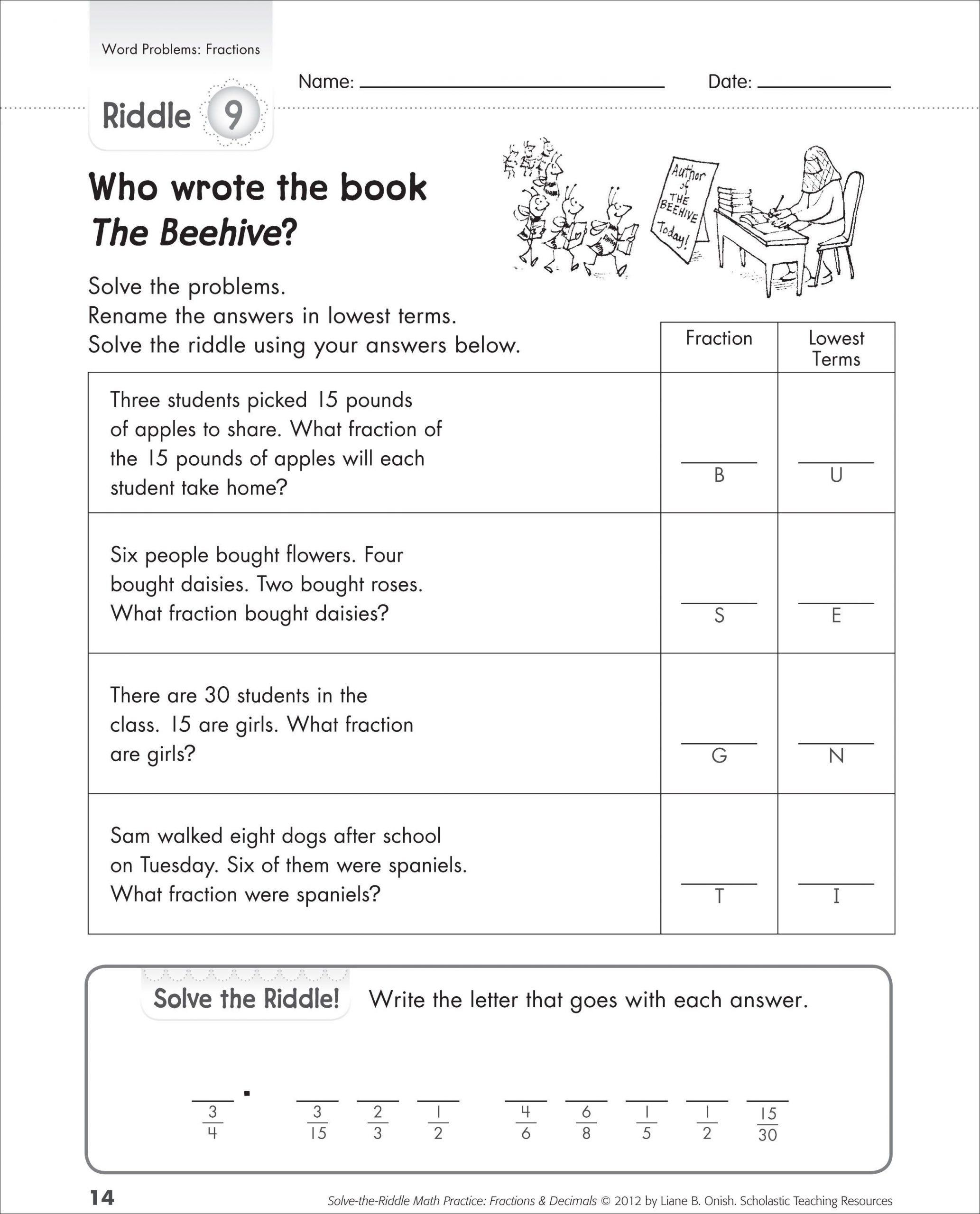 Help Your Kids Learn Fractions with These Word Problems