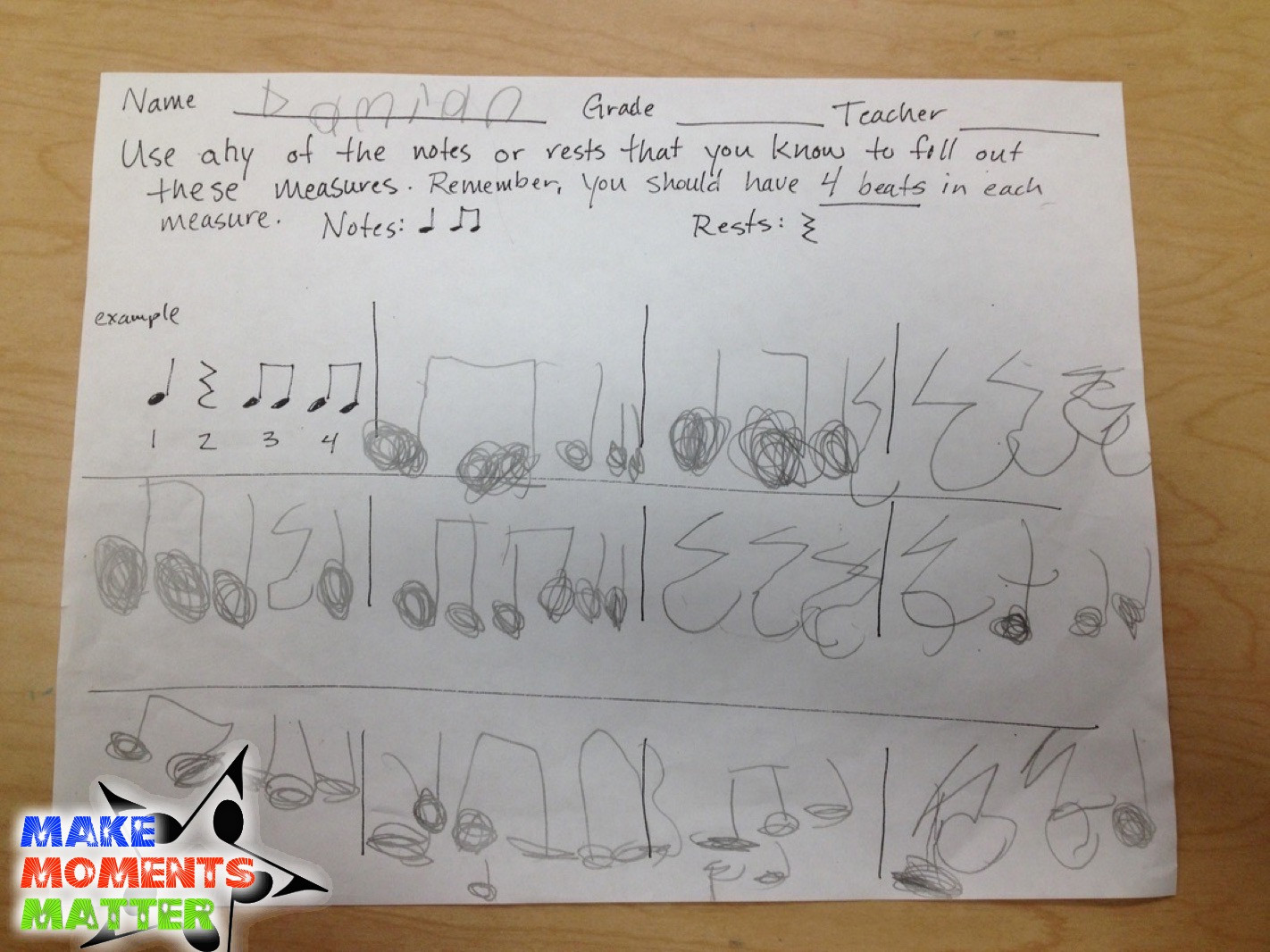 Stomp Out Loud Worksheet